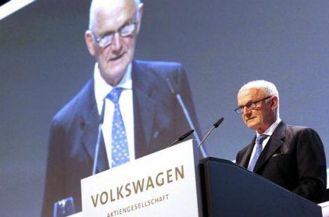 В Volkswagen назревает кризис руководства