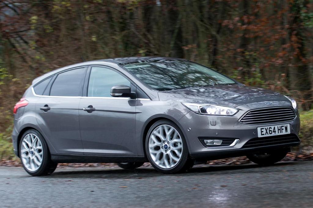 Ford Focus III (рестайлинг)