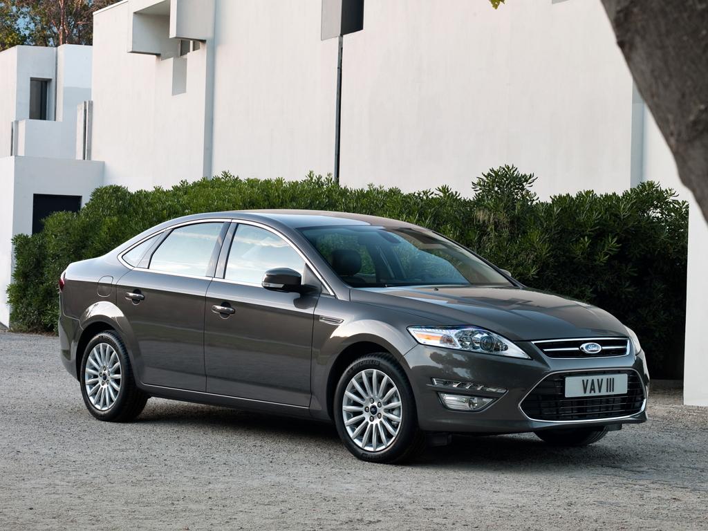 Ford Mondeo IV (рестайлинг)