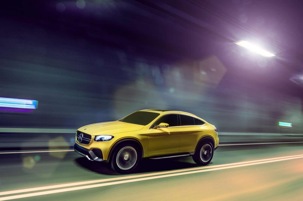 GLC Coupe (концепт)