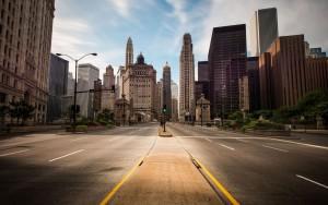 Город без машин