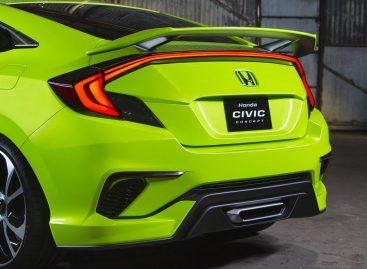 Honda показала концепт конкурента Ford Focus