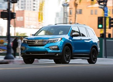 Honda предложит пакет стильных аксессуаров для нового Pilot