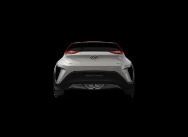 Hyundai Enduro – концепт компактного кроссовера