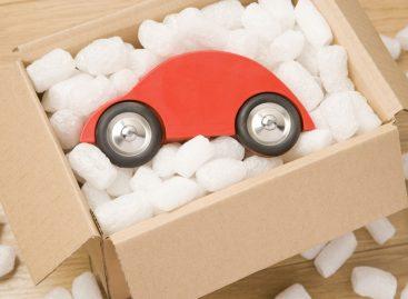 Картонные коробки: мастер переезда