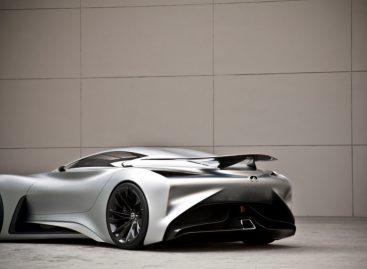 Infiniti Vision Gran Turismo стал реальным автомобилем