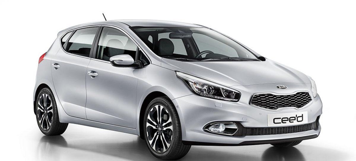 KIA Ceed стал Автомобилем года в России в малом среднем классе