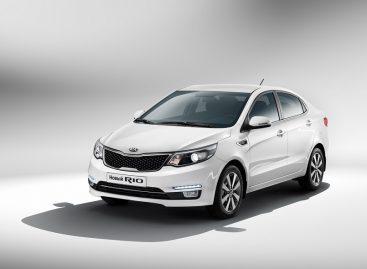 Глобальные продажи KIA Motors в марте выросли на 3%