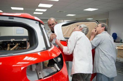 Как создавался концепт Citroen Aircross