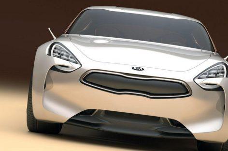 Концепт Kia GT идет на конвейер
