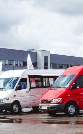 Малотоннажные Mercedes-Benz: свободный въезд