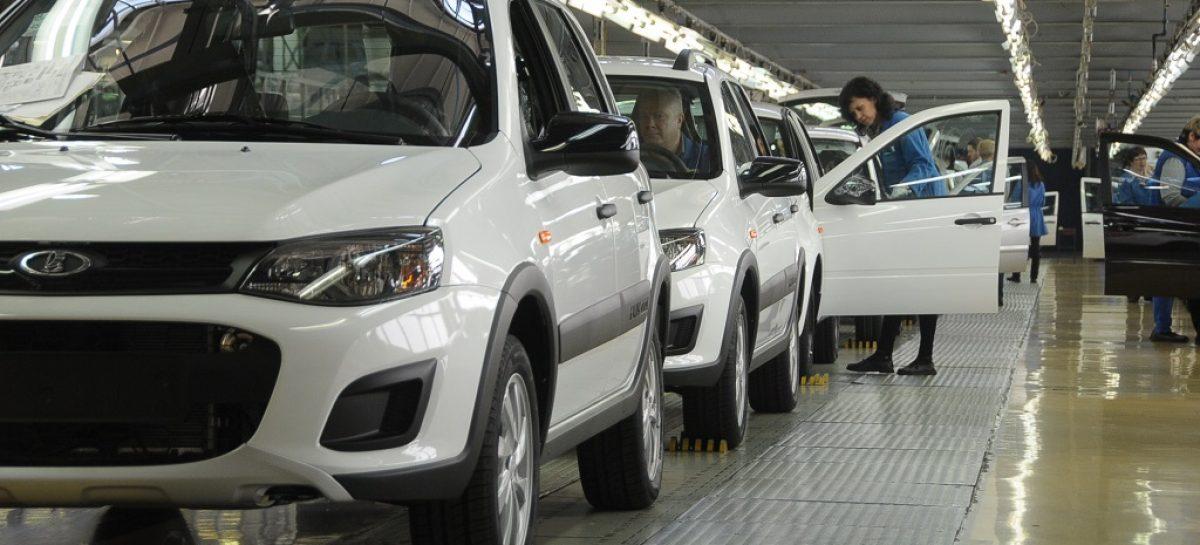 АвтоВАЗ повысит зарплату всем сотрудникам
