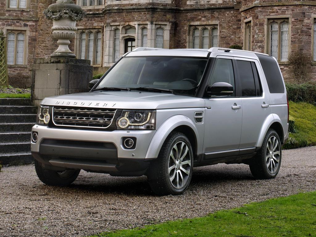 Land Rover Discovery IV (рестайлинг)