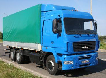 Средний возраст грузовиков в России – 18,9 лет