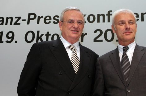 Кто будет новым боссом Volkswagen?