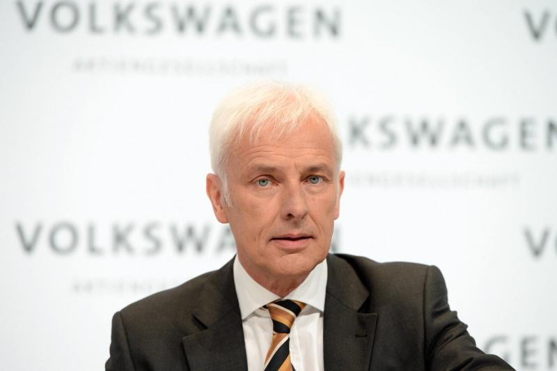 Маттиас Мюллер, генеральный директор Porsche