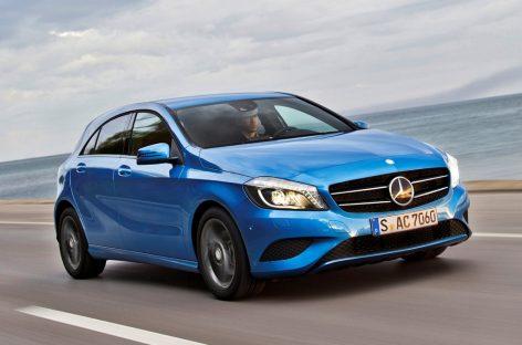 Выход седана Mercedes A-Class и дизельного G-Class в РФ откладывается
