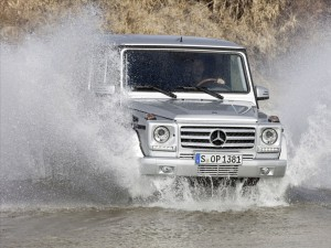 Mercedes G-Class II (рестайлинг)