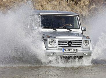 Mercedes стал триумфатором читательского голосования Auto Bild Allrad