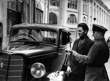 80 лет назад в СССР начался обмен водительских удостоверений