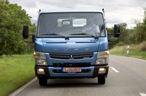 Mitsubishi Fuso официально остановила сборку грузовиков в России