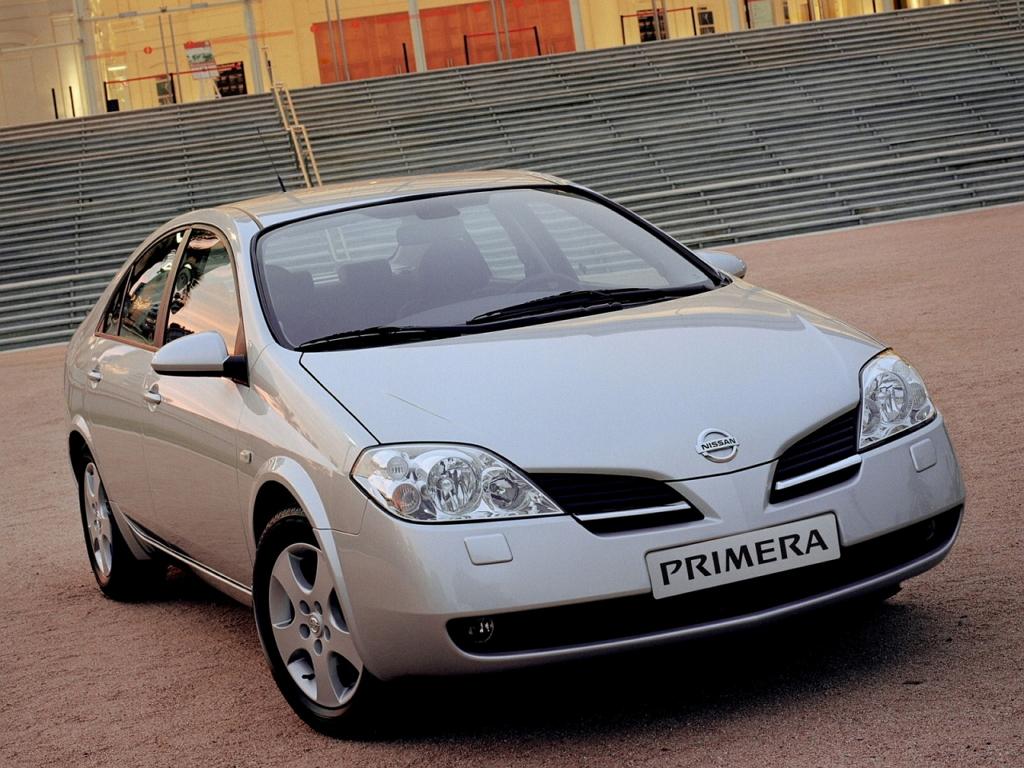 Nissan Primera III (P12)