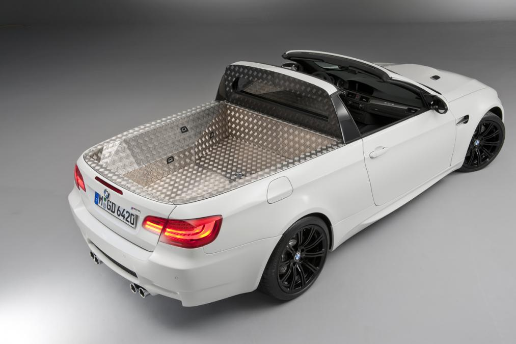 Пикап BMW M3
