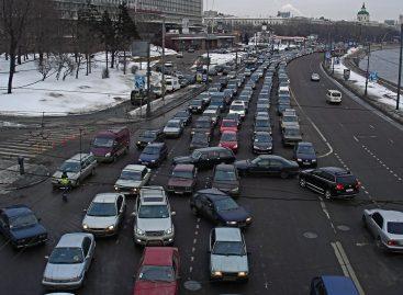 Московские пробки не замаскировать даже Яндексу