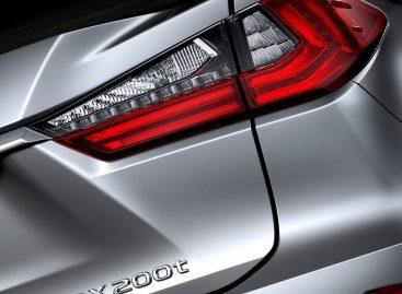 Lexus RX 200t – первая турбированная версия модельного ряда RX