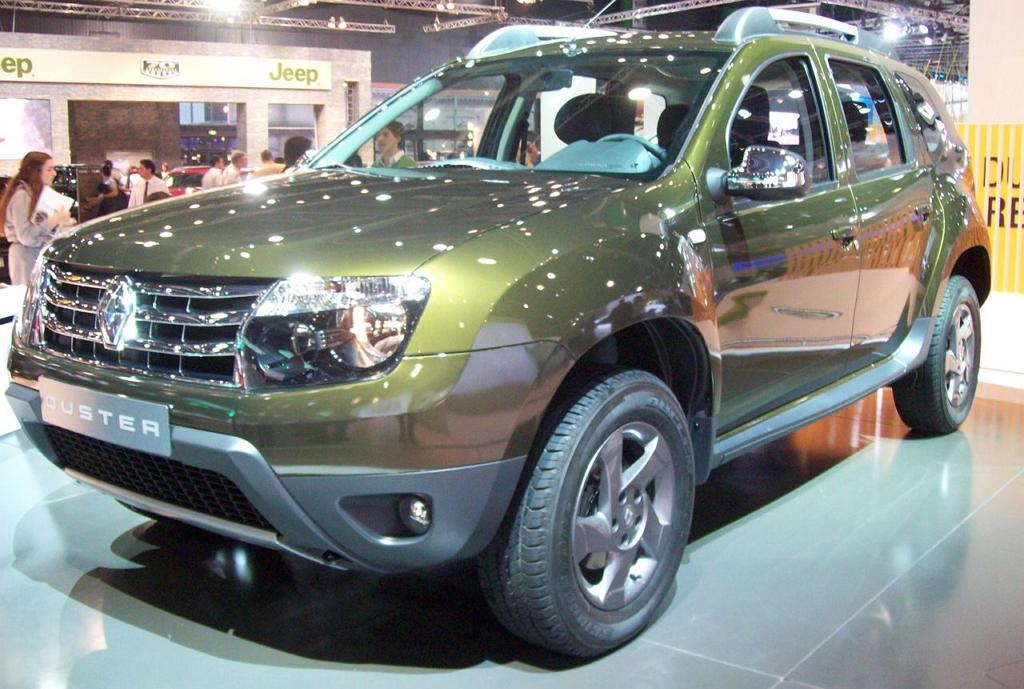 Renault Duster I