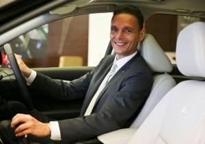 Роланд Крюгер - президент, Infiniti Motor Company, Ltd.