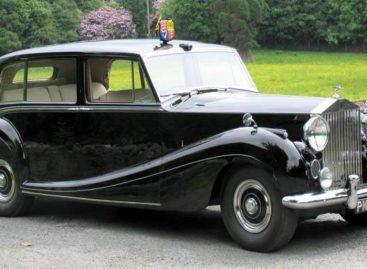 В конюшнях британской королевы пять штук Rolls-Royce Phantom