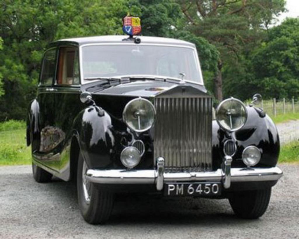 Rolls-Royce Phantom IV (королевский)