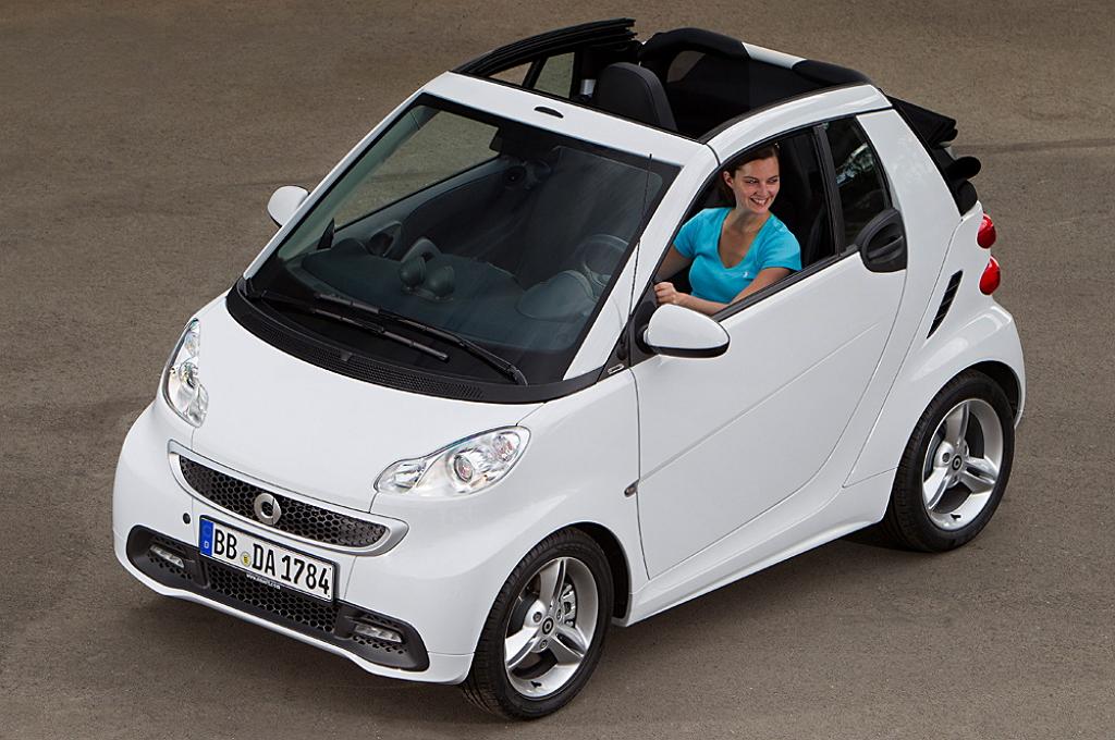 Smart Cabrio III