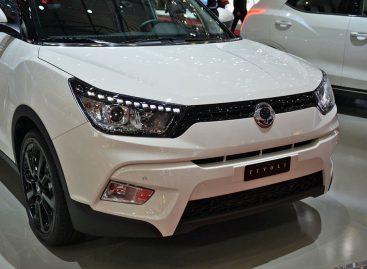 SsangYong выведет новые модели на российский рынок