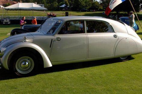 Tatra-77 – автомобильное чудо света