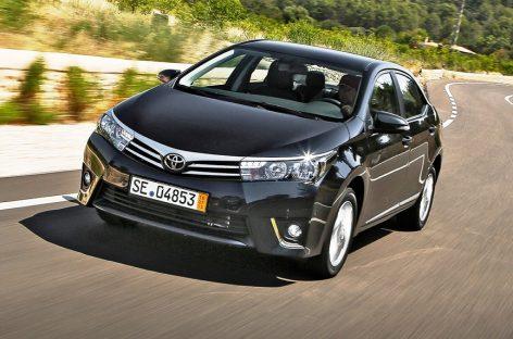 Toyota Corolla – бедненько и бездуховненько, но чистенько