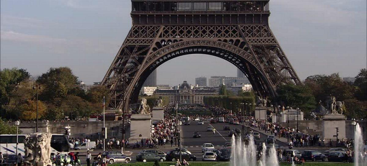Транспортные эксперименты Парижа