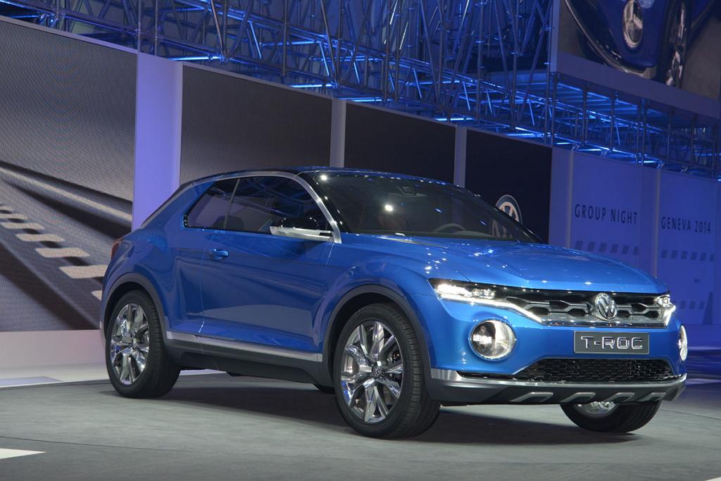 VW T-ROC (концепт)