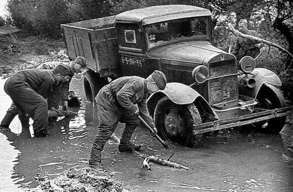 Военные шоферы