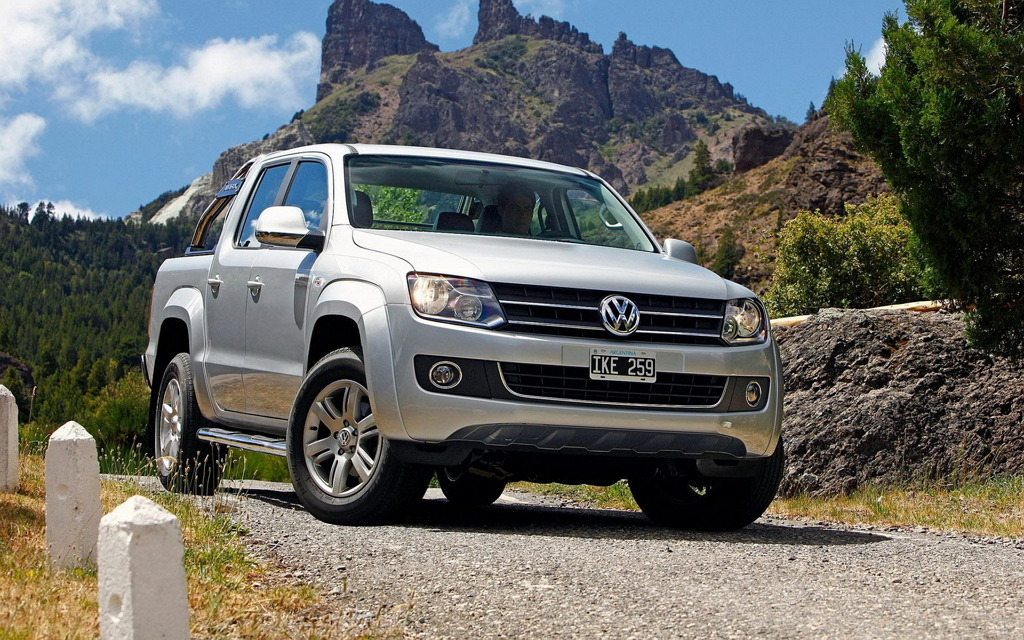 Volkswagen Amarok I