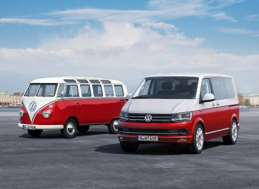 Мировая премьера нового поколения Volkswagen T6 состоялась