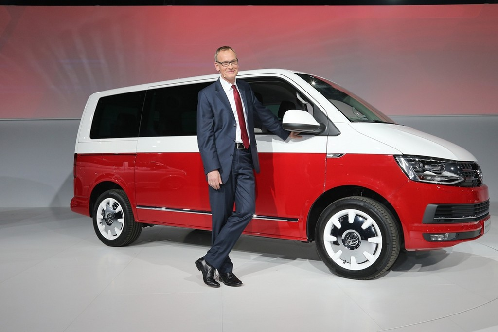 Презентация Volkswagen T6