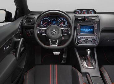Volkswagen представил новый Scirocco GTS