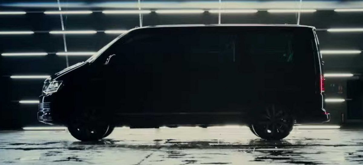 Новый Volkswagen T6. Ожидайте чего-то большего