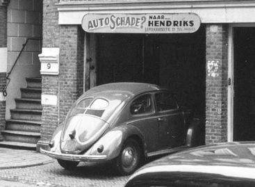 Немцы задумались о важности стопсигналов еще в 30-ых годах