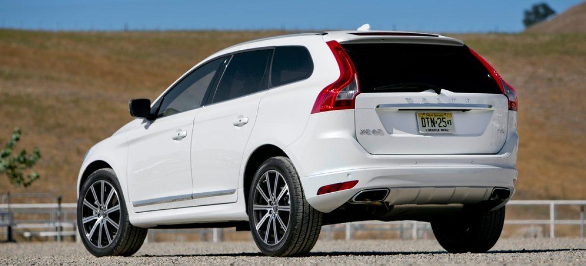 Продажи Volvo существенно снизились