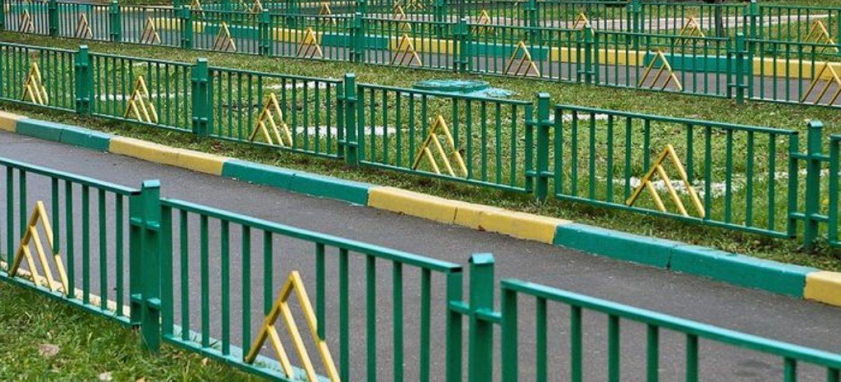 Гражданская активность против окраски бордюров