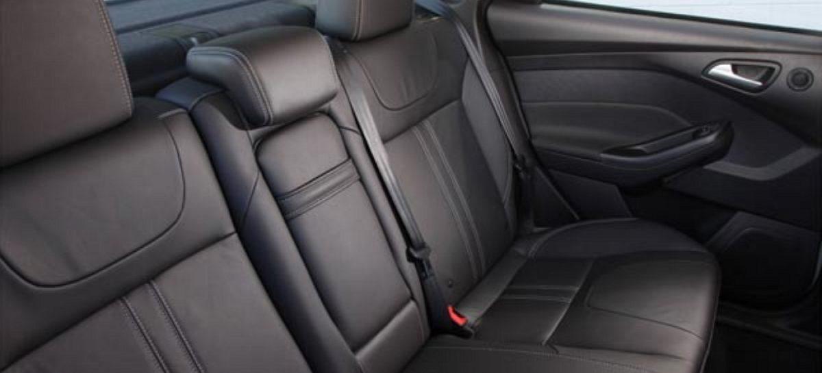 Где в автомобиле безопаснее всего?