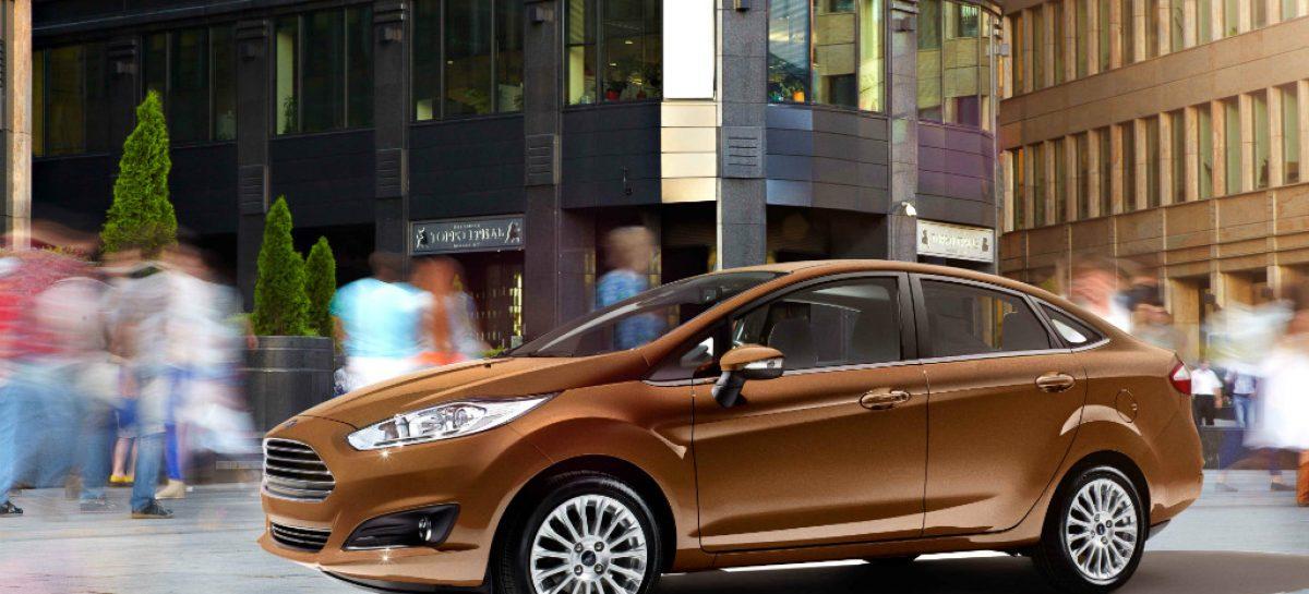 Начались продажи нового Ford Fiesta